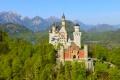 Schloss Neuschwanstein, bei F...