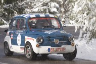 Fiat Abarth 1000 TC, built 19...