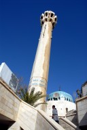 King Abdullah Mosque in Amman...