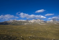 High plateau Gran Sasso d\'It...