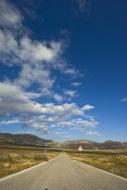 Never ending road, mountain r...
