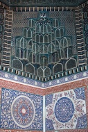 Mausoleum Kusam ibn Abbas, Sh...