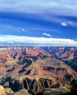 Grand Canyon, panoramic view,...