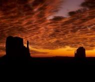 Twilight of the Gods, sunset,...