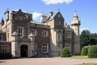 Abbotsford House, home of Sir...
