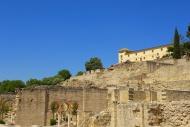Ruins of Medina Azahara, pala...