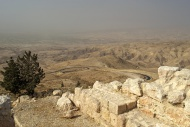 View from Mount Nebo in the A...