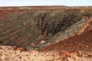 Super Pit gold mine, Kalgoorl...