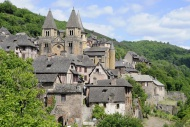 Abbataille Sainte Foy abbey c...