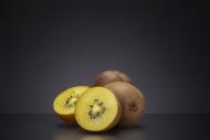 Kiwifruit or kiwi (Actinidia ...