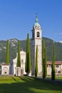 Church of Sant Abbondio, cypr...