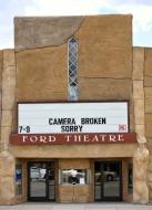 Cinema closed due to broken e...