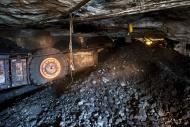 Underground coal mining, tran...