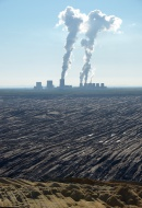 View of Boxberg power plant a...