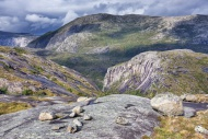 Storskogdalen valley, Rago Na...