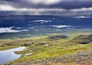 Landscape around Gaska-Bielja...