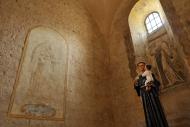 Fresco of St Anthony the Grea...