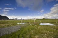 Abandoned farm, Iceland, Nort...