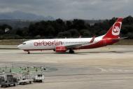 Airberlin D-Abaq Boeing B737-...