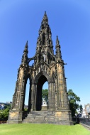 Monument to Sir Walter Scott,...