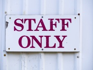 Sign ""\""staff only&...190|143|?|81942673d63a8f98568c78c7f2107cbb|False|UNLIKELY|0.3487069010734558