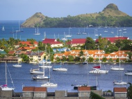 Marina of Rodney Bay, Saint L...