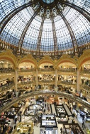 Dome of the Galeries Lafayett...