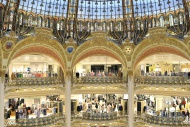 Galeries Lafayette department...