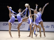 Rhythmic gymnastics, national...