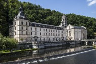 The Benedictine abbey abbaye ...
