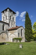 The Chancelade Abbey / Abbaye...