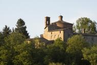 Italy, Tuscany, Chapel of Mon...