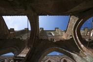 Italy, Tuscany, Abbazia San G...