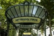 Metrostation Abbesses, Art no...