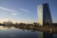Germany, Frankfurt, view to E...