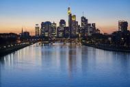 Germany, Frankfurt, River Mai...