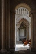 Abbaye aux Dames Saintes, Sai...