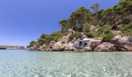 Spain, Balearic Islands, Meno...