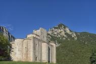 Italy, Marche district, Gola ...