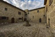 Italy, Umbria, Gubbio, Monast...