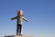 Spain, Consuegra, happy littl...