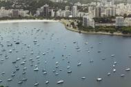 Brazil, Rio de Janeiro, View ...