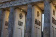 Brandenburg Gate, Columns, Be...