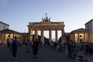 Brandenburg Gate, Berlin, Ger...