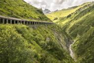 Austria, Vorarlberg, Hochtann...