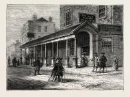 The Chelsea Bun-House, 1810, ...
