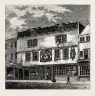 THE FORTUNE THEATRE, 1811, Lo...