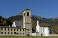 The Abbey of Saint John M�sta...
