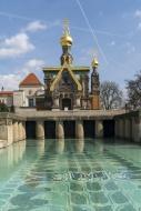 Russian chapel, Mathildenhöhe...