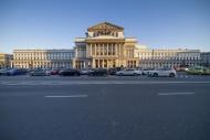Poland, Warsaw, Grand Theatre...